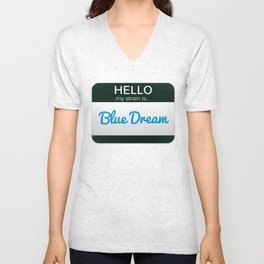 Blue Dream Unisex V-Neck