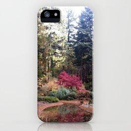 Sacred Grove iPhone Case