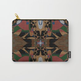 Psychedelic Cryptography Carry-All Pouch