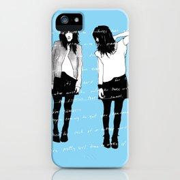 grady twins iPhone Case