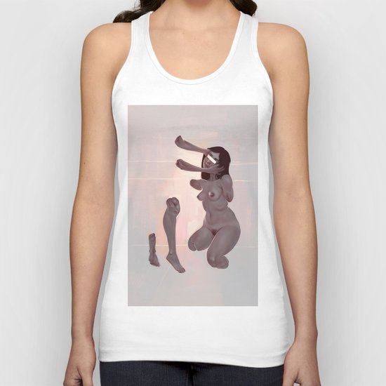 Affection Unisex Tank Top