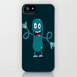 Louie Monster iPhone Case