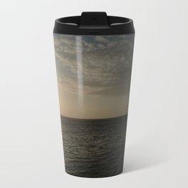 Good Morning World.  Travel Mug
