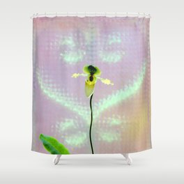 Misty Love Shower Curtain