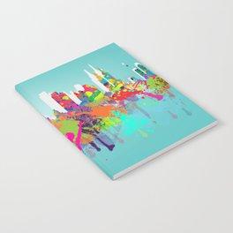 NEW YORK, NEW YORK Notebook