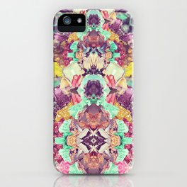 Opal with phantoms  iPhone Case