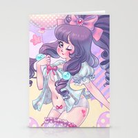 lolita Stationery Cards featuring Lolita by Pich illustration