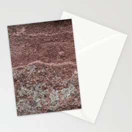 Sandstone Texture Stationery Cards