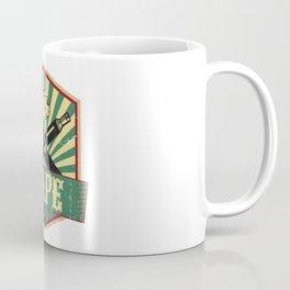 Vape Propaganda | Vaper Vaping E-Cigarette Coffee Mug