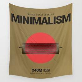 MINIMALISM #1 Wall Tapestry