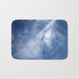 Cloud Patterns Bath Mat