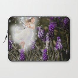 Hyacinth Fairy Laptop Sleeve