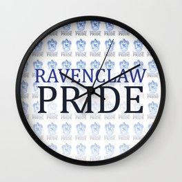 Ravenclaw Pride Wall Clock