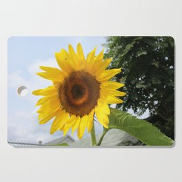 une seule fleur Cutting Board