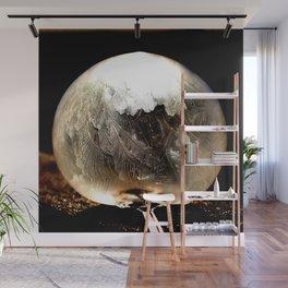 Bubble Frozen in Time Wall Mural