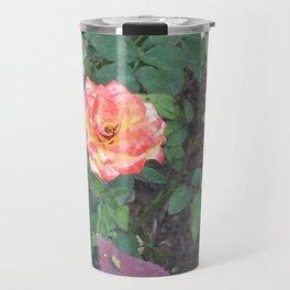 Pink Flower #1 Travel Mug