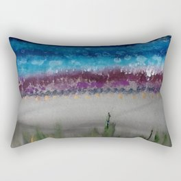 After the Storm Rectangular Pillow
