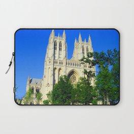 Washington National Cathedral Laptop Sleeve