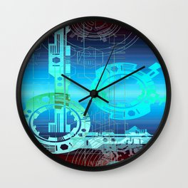 Teknico Wall Clock
