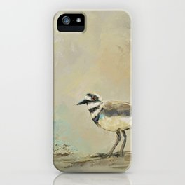 Shore Bird 2945 iPhone Case