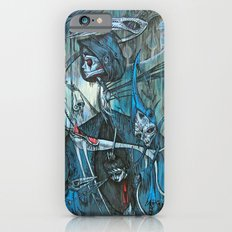 exiled archangels iPhone 6s Slim Case