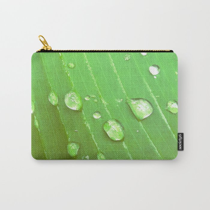 Jungle Drops. Carry-All Pouch
