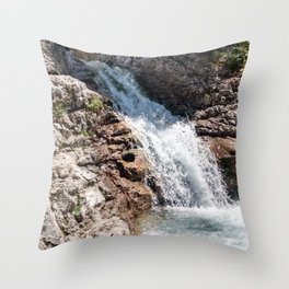 Buller Falls Throw Pillow