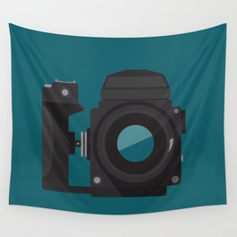 Camera Series: ETR Wall Tapestry