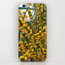 Yell-OW iPhone Skin