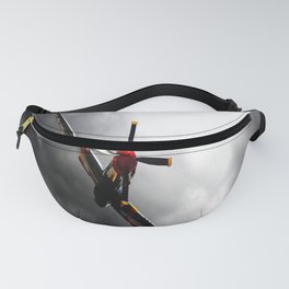 aircraft strom fly Fanny Pack