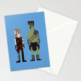 Friends From Work Stationery Cards
