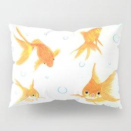Goldfish! Pillow Sham