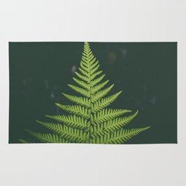 Fern Leaf Green Rug