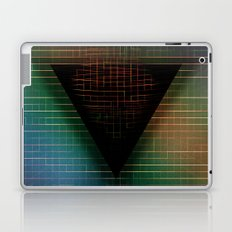 My Mysterious Friend, the Triangle Laptop & iPad Skin