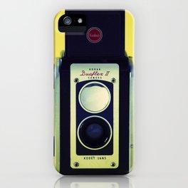 Duaflex II Camera iPhone Case