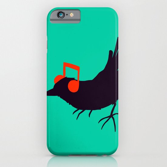 Listening to my Song iPhone & iPod Case