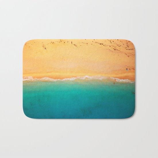 Beach Line Bath Mat