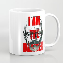 I am the Danger Coffee Mug
