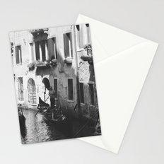 Trail of Gondolas Stationery Cards