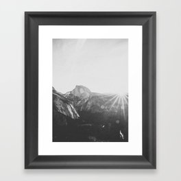 YOSEMITE III / California Framed Art Print