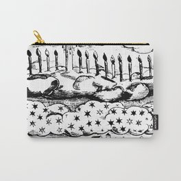 Mediaeval Northern Light Carry-All Pouch