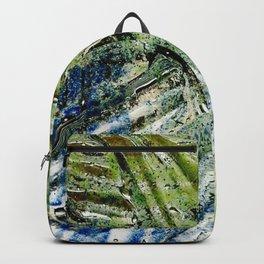 Molten Glass Backpack
