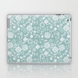 Frozen garden Laptop & iPad Skin