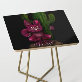 Desert Bunny Side Table