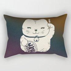 FORTUNE CAT Rectangular Pillow