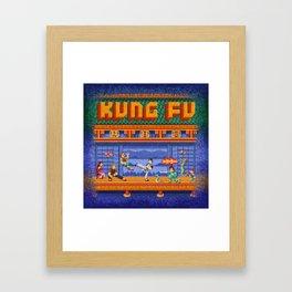 Fu Kung Framed Art Print