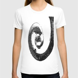 Face in the Tail T-shirt