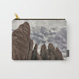 Rugged Formations at Arches Carry-All Pouch