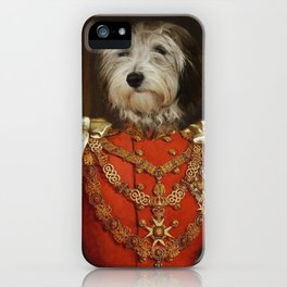 Lieutenant Judd iPhone Case