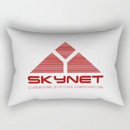 Skynet Terminator Rectangular Pillow